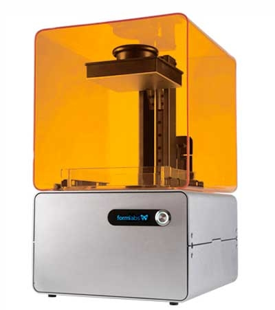 Form 1+ 3D Printer — Formlabs