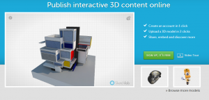 Sketchfab - The web platform for publishing your interactive 3D models